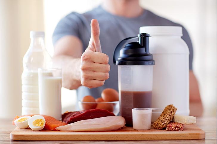 Фото №2 - Что такое спортивное питание, для чего оно нужно и стоит ли его использовать