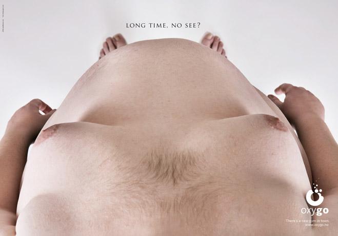 Фото №8 - 14 смешных реклам на тему ожирения и похудения