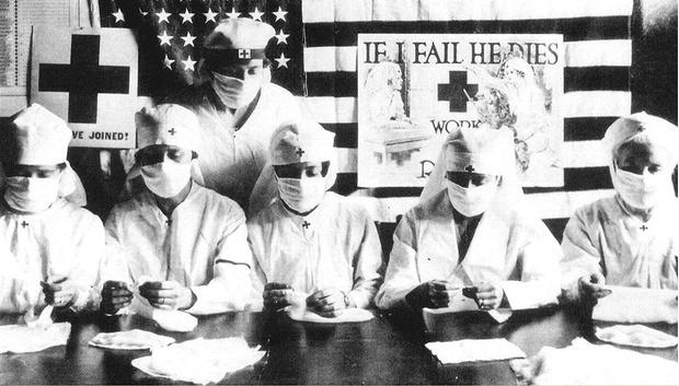Фото №2 - Ядерный грипп: История испанки— самой смертельной эпидемии в истории человечества