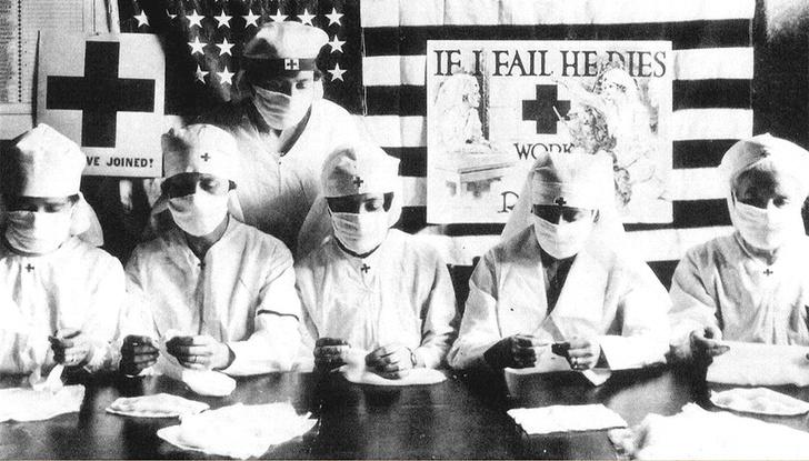 Фото №1 - Ядерный грипп: История испанки— самой смертельной эпидемии в истории человечества