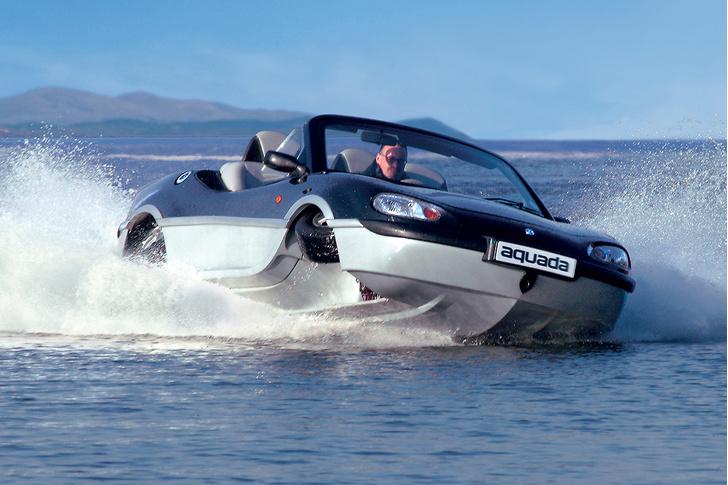 Фото №7 - И поехать, и поплыть: самые странные и успешные попытки создать «лодкомобиль»