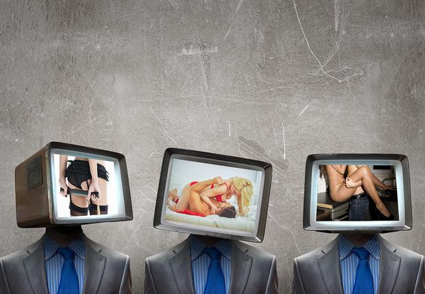 Фото №1 - Ученые выделили три типа любителей порно! И только один из них — «здоровый»