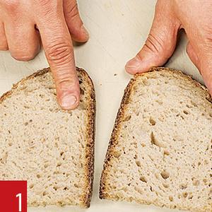 Фото №6 - Маслом внутрь! 4 самых простых мужских сэндвича