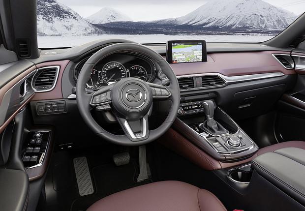Фото №2 - Mazda CX-9: по вашим письмам