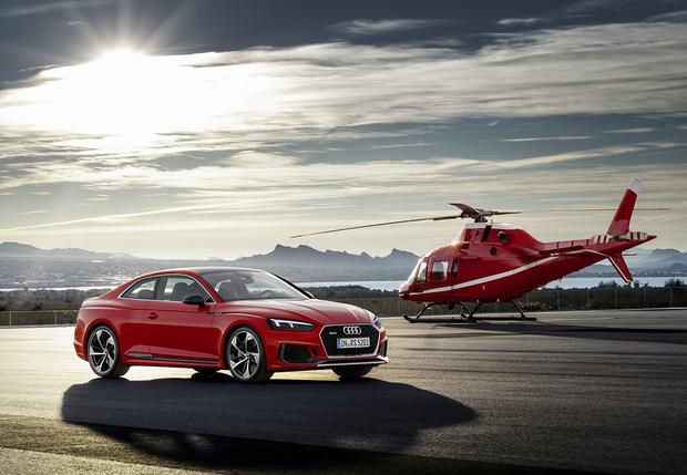 Фото №15 - Пять причин, почему Audi A5 — это пять