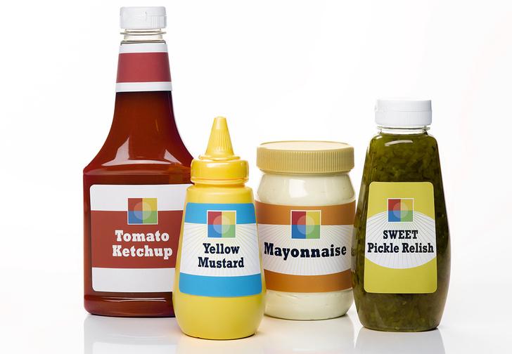 Фото №1 - Приправы и соусы: какие необязательно хранить в холодильнике
