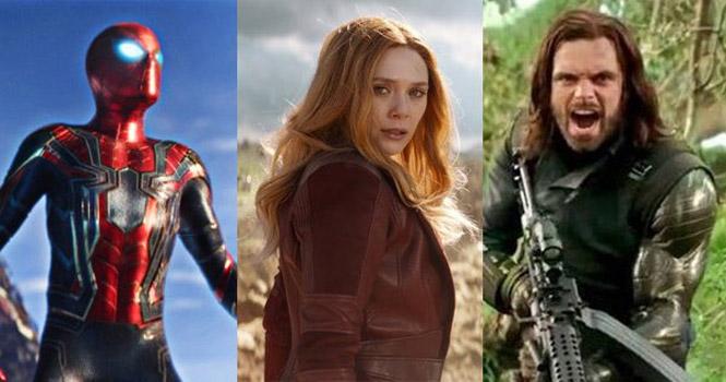 Фото №8 - Все супергерои, которые появятся в новых «Мстителях»