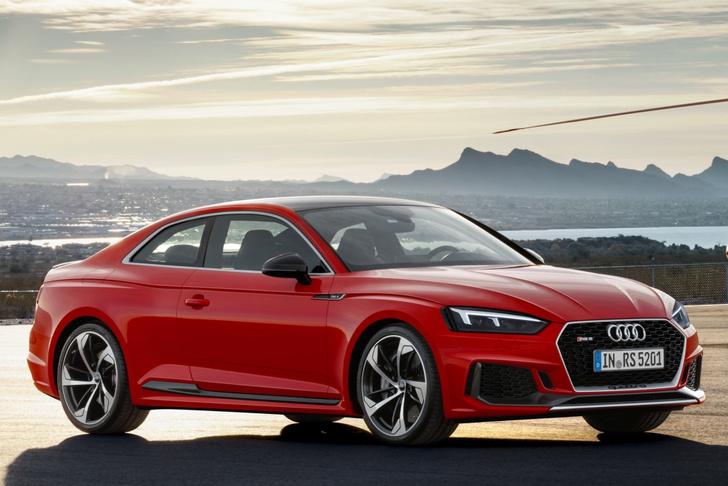 Фото №1 - Отвечаем на главные вопросы об Audi RS 5 Coupe