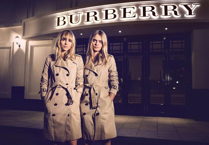 Фото №1 - В Burberry сожгли нераспроданные вещи на 36 миллионов долларов