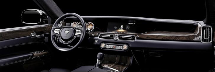 Фото №2 - Лимузинище: Россия снова выпускает собственный представительский автомобиль