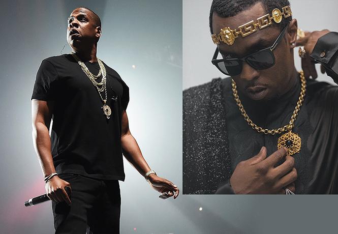 Фото №1 - Jay-Z и Diddy объявлены рэперами с самым высоким заработком в мире