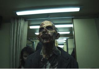 Лысый таксист против зомби! Смотри зловещую российскую хоррор-корометражку «Темная ночь»