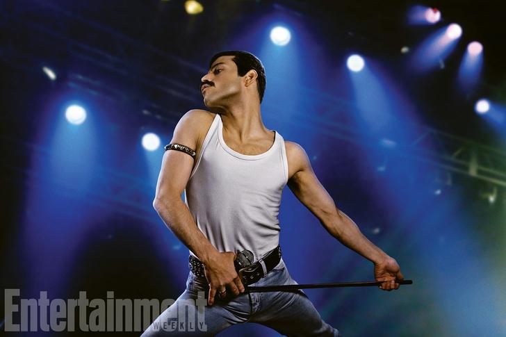 Фото №2 - Первое фото Рами Малека в образе Фредди Меркьюри со съемок «Богемской рапсодии» (ура, похож!)