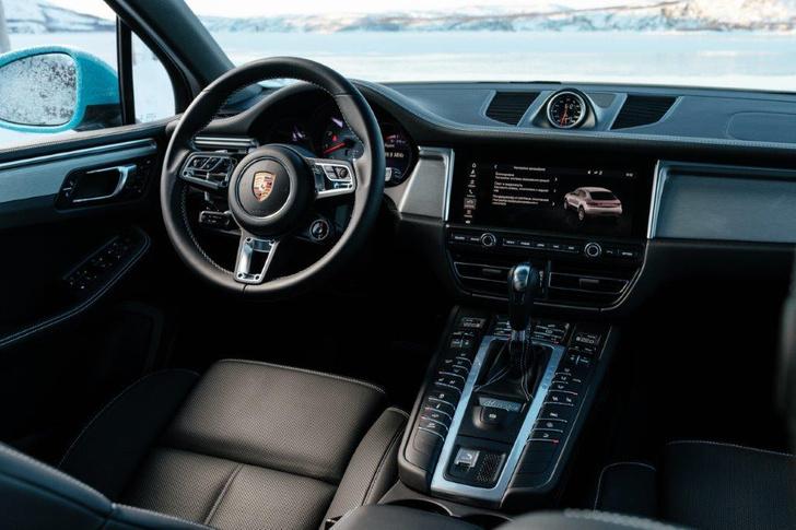Фото №4 - Porsche Macan: испытан русским севером