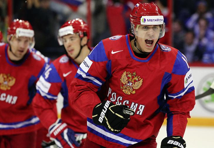 Фото №4 - И тут Ковальчук как бросит по воротам Канады!