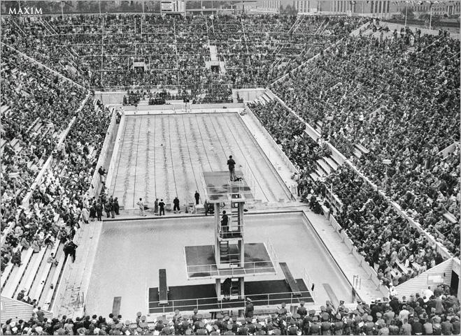 Фото №1 - Во что превращаются олимпийские стадионы после окончания игр: 9 примеров из истории