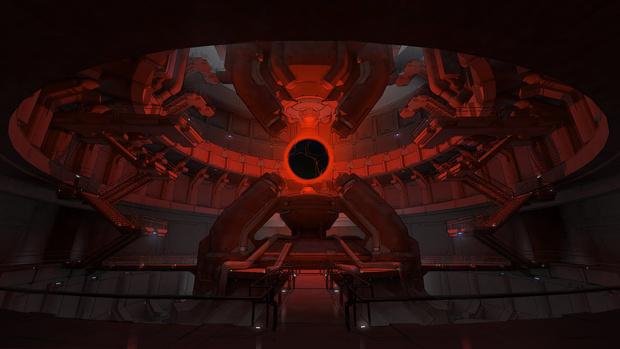 Фото №10 - Doom! Ад! Сатана! Дьявольски кровавые и эксклюзивные концепт-арты из грядущего игроужастика