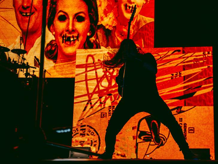 Фото №21 - Megadeth подняли температуру в Москве — посмотри и приобщись!