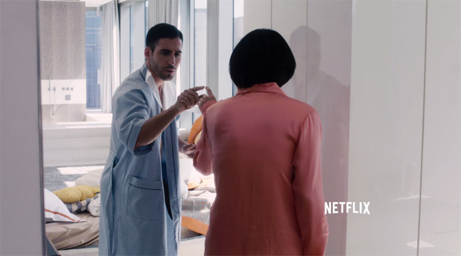 Кадр из сериала Sense8