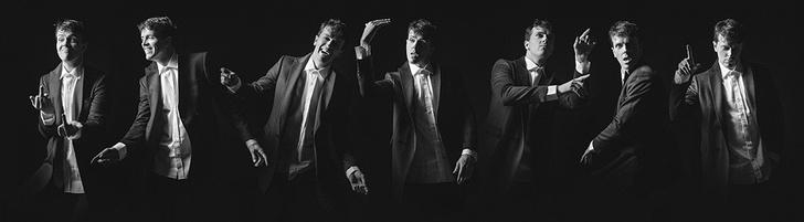 Фото №1 - «У нас получается добрая и юмористическая «Пила»»: Арсений Попов рассказал все про «Импровизацию»