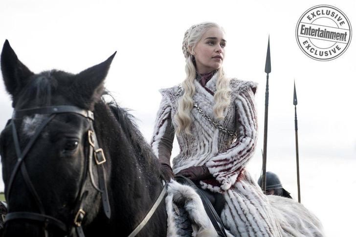 Фото №3 - Entertainment Weekly показали новые эксклюзивные кадры к «Игре престолов»
