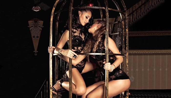 Фото №4 - Научись разбираться  в эротических танцах