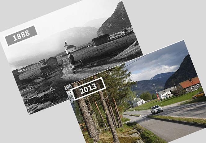 Фото №1 - 39 фотодоказательств того, как меняется мир