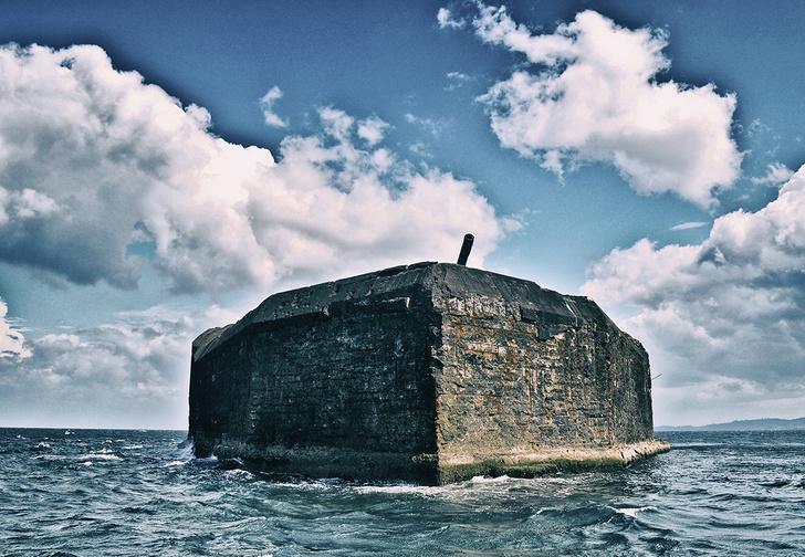 Фото №1 - Утомленные бетоном: захватывающая история форта Драм