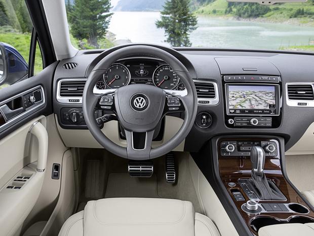 Фото №4 - Представлен новый Volkswagen Touareg. И это повод бежать за нынешним поколением прямо сейчас