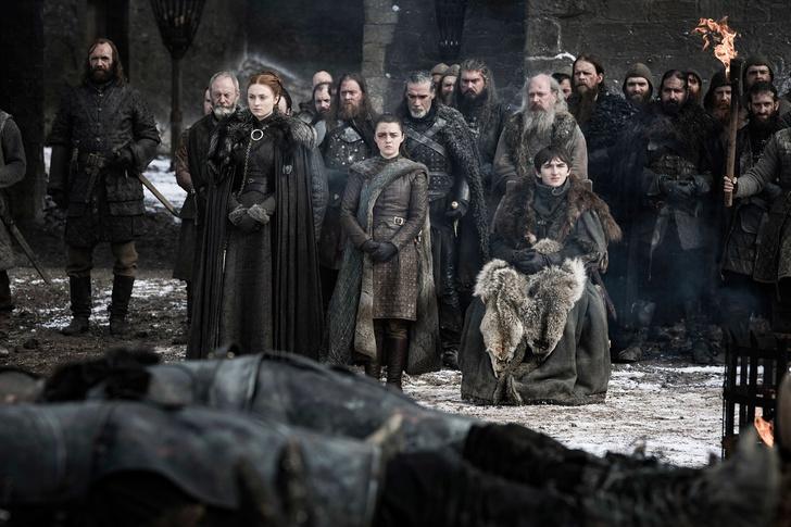 Фото №4 - HBO показал кадры из 4 серии финала «Игры престолов»