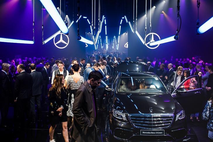 Фото №4 - Равнение на Mercedes