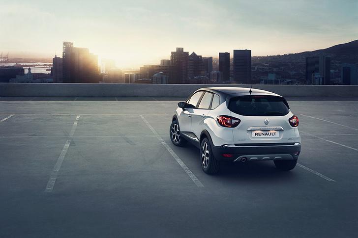 Фото №3 - Почему Renault Kaptur это круче, чем ты думаешь