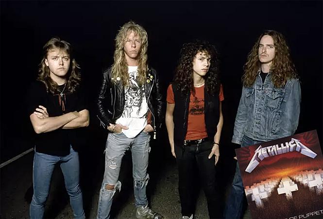 Фото №1 - 11 фактов об альбоме Metallica «Master of Puppets»