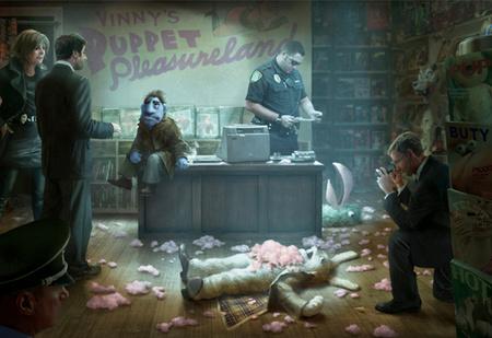 Авторы «Улицы Сезам» подали в суд на создателей сериала про наркотики и убийства с очень похожими героями