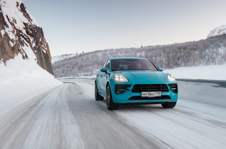 Фото №3 - Porsche Macan: испытан русским севером