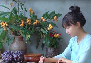За китайской домохозяйкой наблюдают 7 миллионов человек (ВИДЕО для медитации)