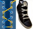 Фото №6 - 6 способов вязать шнурки: лесенкой, бабочкой, решеткой и другими поэтическими и практичными способами