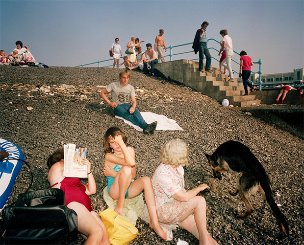 Фото №30 - Обычный туристический ад: фотографии английского курорта в 80-е