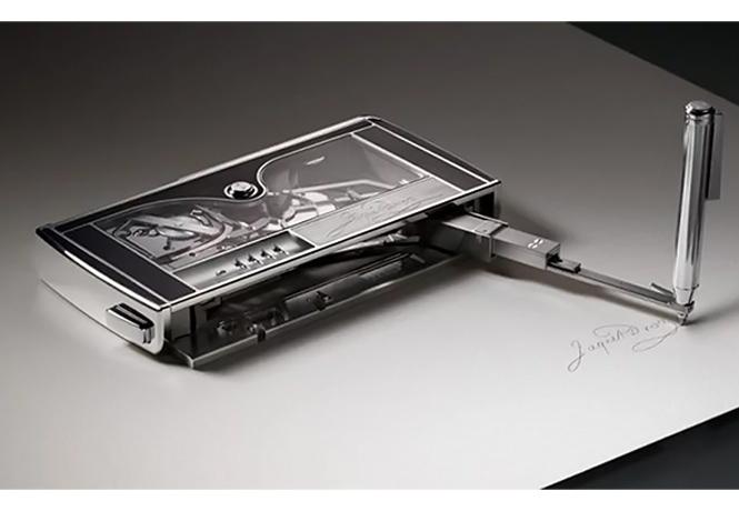 Фото №1 - Гаджет дня: машинка для подписей