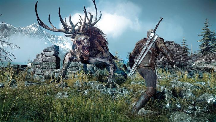 Фото №5 - Разорви меня дракон! 6 оправданий для эскапизма в новую игру «Ведьмак 3: Дикая Охота»