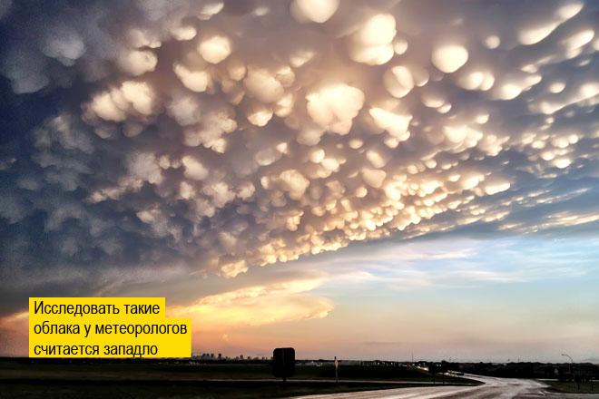 Фото №7 - Райские кучи: 6 необычных облаков, и почему они такие