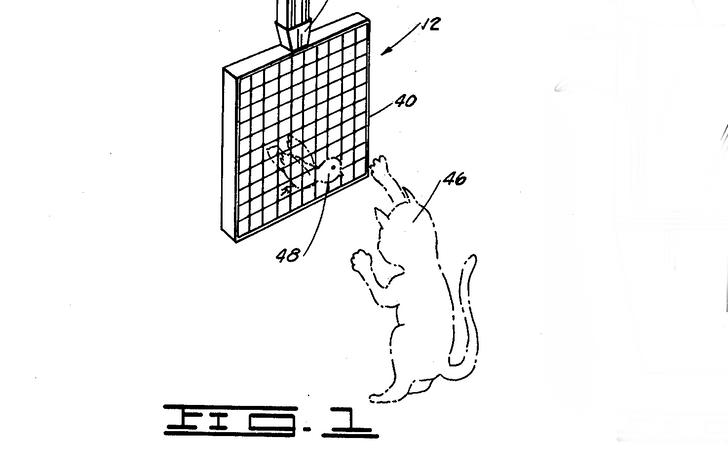 Фото №3 - Смирительная рубашка и еще 6 странных изобретений для котов