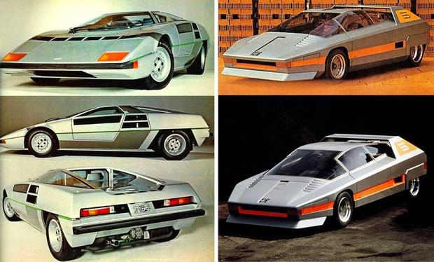 Фото №15 - Как представляли в прошлом автомобили будущего