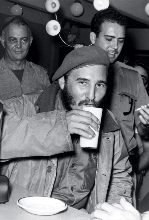 Фото №15 - 13 самых невероятных попыток убить Фиделя Кастро