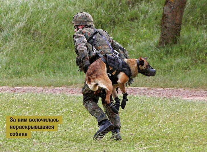 Фото №3 - Уйди, противник! 14 странных армейских ритуалов и испытаний