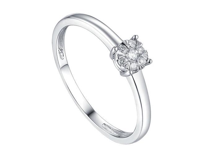 Выиграй кольцо с бриллиантом! Для нее, не для себя