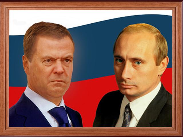 Фото №4 - Избранные шутки о грустном Медведеве под дождем