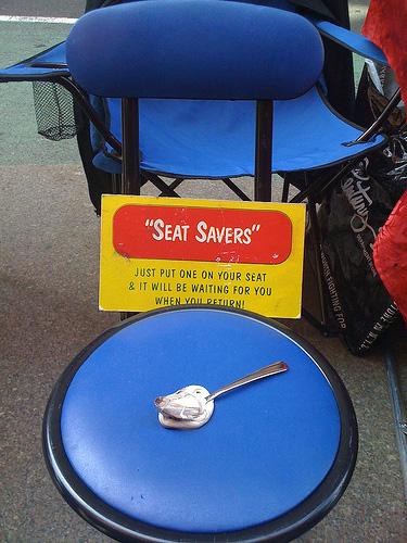 Seat Savers 2