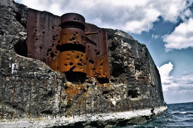 Фото №7 - Утомленные бетоном: захватывающая история форта Драм