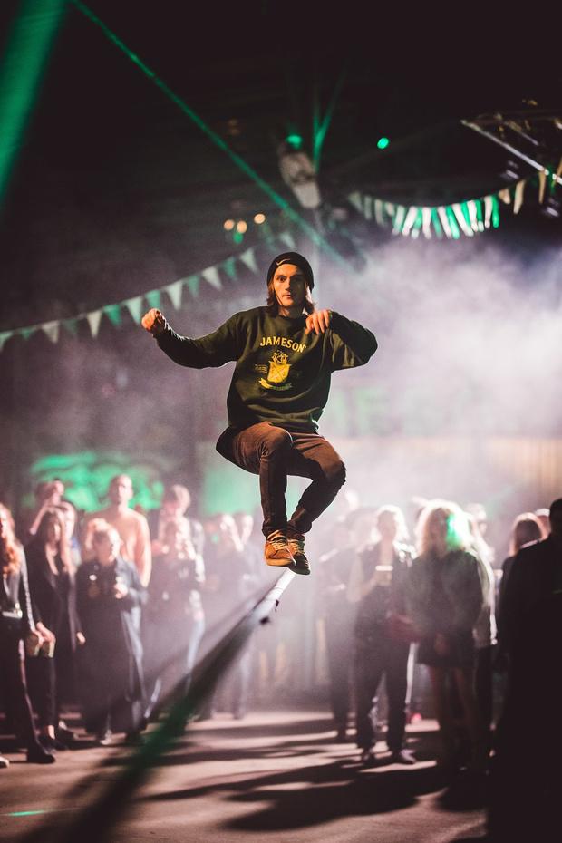 Фото №12 - Легендарная вечеринка Jameson Block Party вернулась